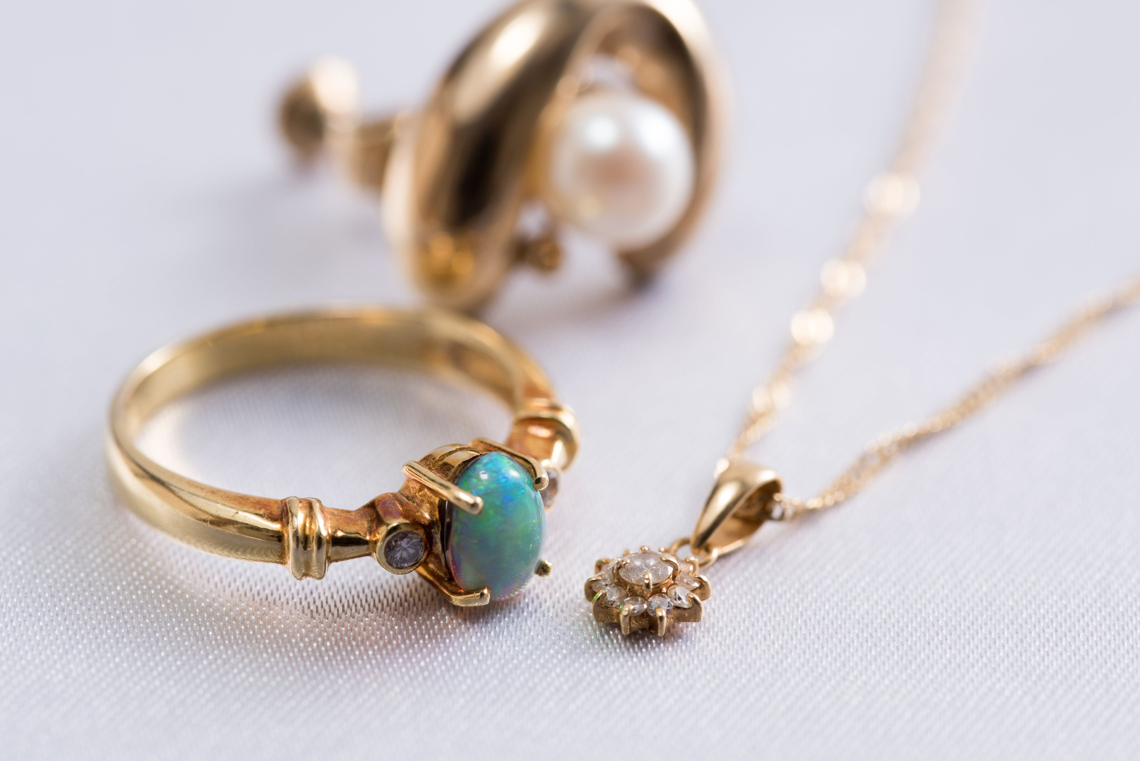 Antikke smykker i Odense Frimønt